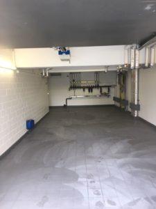 Schulhaus Langmatt Garage + Hausdienst