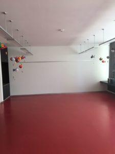 Schulhaus Langmatt Schulzimmer + Korridor