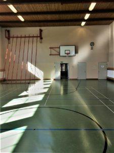 Schulhaus Langmatt Tunrhalle